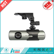 Taxi camera system 1080P Car DVR with dual lens Dash camera