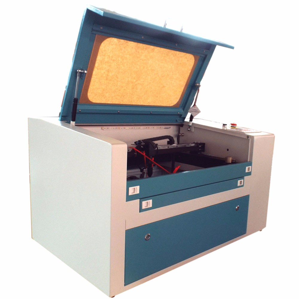 60w 80w CO2 laser engraver 6040 3D photo wooden acrylic laser cutting machine price