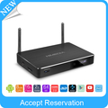 New Products 2016 Best Design Wholesale Android Smart TV Set Top Box 2GB 16GB