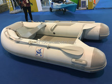 Air deck floor hovercraft pvc inflatable rubber boat