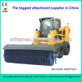 angle broom for skid loader (skid loader angle broom,bobcat angle broom)