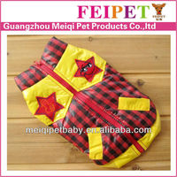 2013 new arrival pet clothing ,dog coat