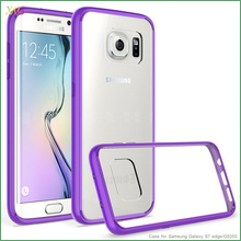 Cell phone accessory ultrathin clear crystal gel soft tpu phone case for Samsung Galaxy S7