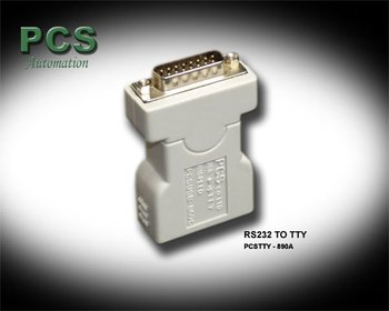 RS232 TO TTY Cable connect PC`s Serial Port to S5 Siemens PLC