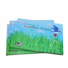 Customized cheap offset coloring children book printing
