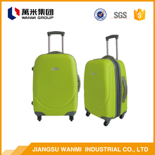 China alibaba ABS and PC suitcase band waterproof suitcase travelling luggage