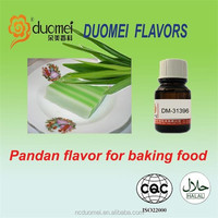 Pandan flavouring oil flavor for baking food