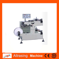 Low price Cash Register Paper And Roll Slitting Machine/ATM reel paper slitter and rewinder/Thermal roller cutter price