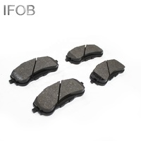 IFOB Genuine quality 1610428780 Auto Spare Parts Brake Pad for 308 04465-0K240 04465-0K020