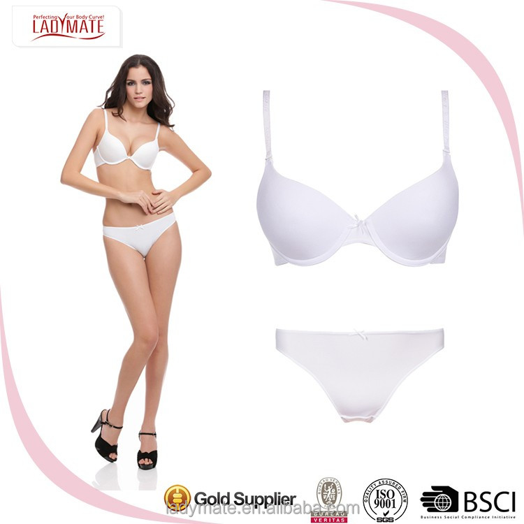 China Factory High Quality Hot Sale Low Quantity T Back Thongs Sexy Lingerie Set