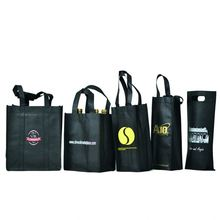 Top quality cheap promotional wine bags