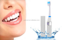 Battery Powered Feature Soft Bristle Type Travel Electric Toothbrush