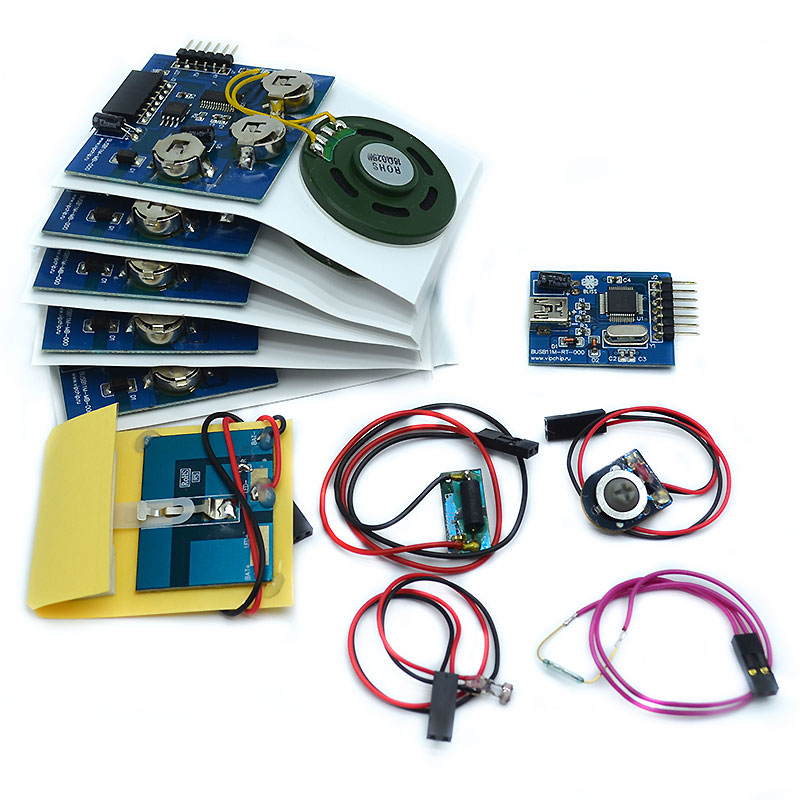 Usb sound voice recording modules