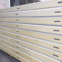 Wholesale Polyurethane Foam Sandwich Panel With