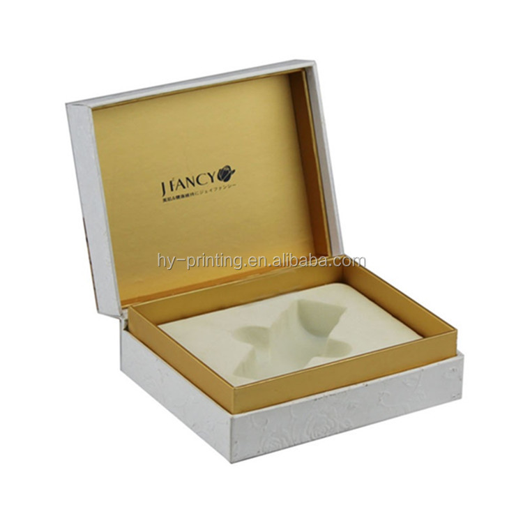 Custom Logo Printed Luxury custom gift paper box for cosmetic