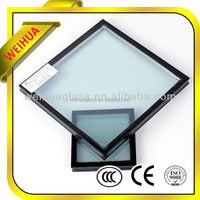 Colored window glass Low-e insulated glass price
