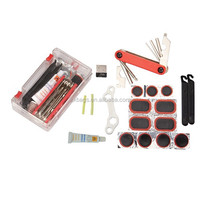 bicycle repair tools tire repair kit