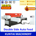 Double sides eva foam cutting machine