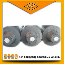SHP FG Electrode graphite With Nipples used for arc lf furnace