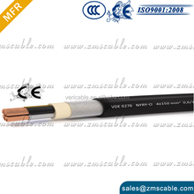 XLPE Insulated and PVC Sheathed Power Cable (CV CABLE) 16mm 25mm 35mm 50mm 70mm 95mm 120mm