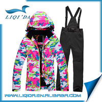 Custom new design xxl men ski jacket