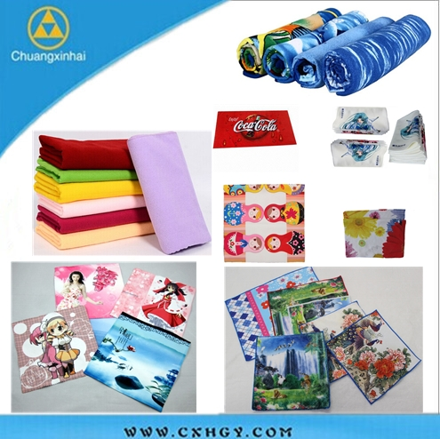 Digital printing Manufacturer Supplier ladies handkerchiefs wholesale With Good After-sale Service