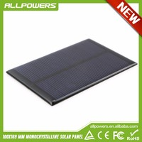 ALLPOWERS 5v 150ma Solar Panel Epoxy Panel Solar Cell