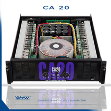 2016 pa systems power amplifier ca 20