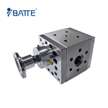 new gear pump for ABS extursion line