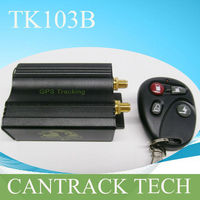 Factory Price accurate car tracker TK103B satellite based vehicle tracking system