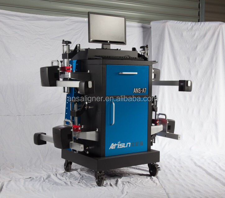 Factory Supply decar used Wheel Alignment Machine for Sale