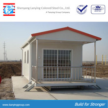 prefabricated residential sandwich panel house