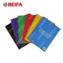 China Alibaba Beifa spiral notebook wholesale,custom spiral notebook,spiral journal notebook