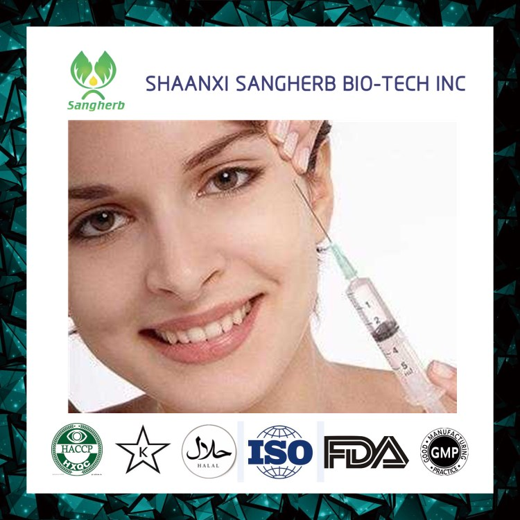 Sangherb provide 2ml 110ml 20ml filler hyaluronic acid with the bottom price for beauty