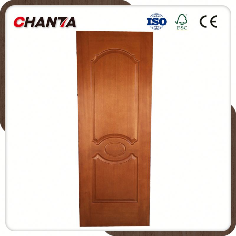 competitive price plywood natural bathroom door skin