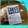 Multi-languages pocket electronic translator with calculator Portable translator