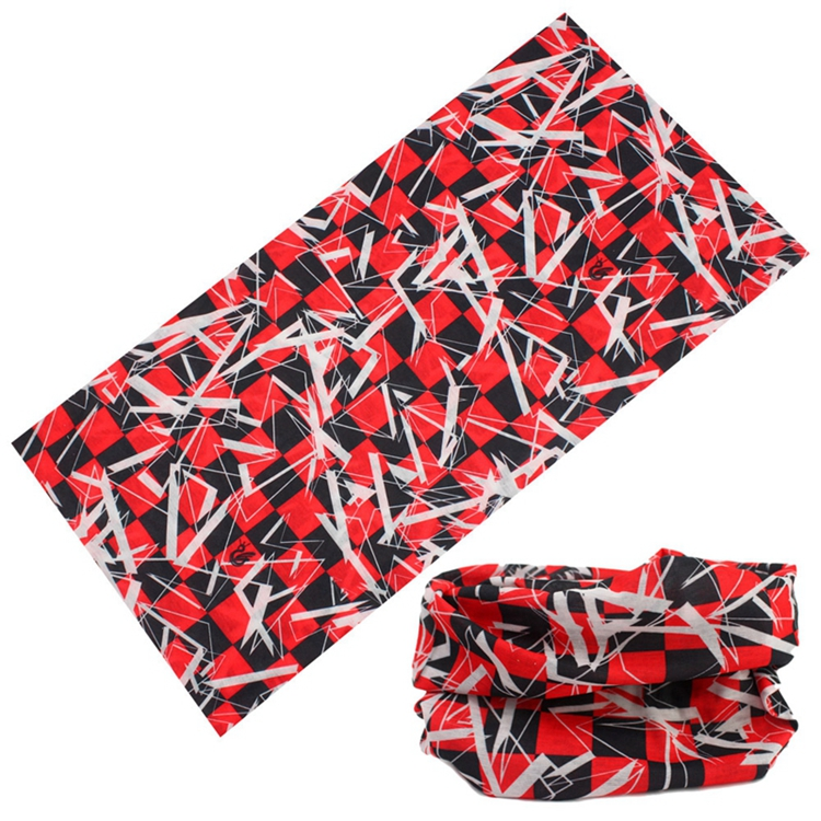 Wholesale Custom Seamless Sports Running Face Shield Bandana