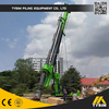 rotary drilling rig for sale, KR285C, civil construction tools, soil digging machine