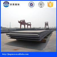 ss400 hot rolled tensile alloy tensile strength of high carbon steel plate for sale