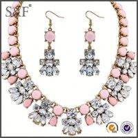 NEW Fashion African Beads peacock jewellery sets indian jewelry