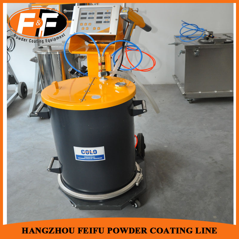 FEIFU131S Manual Electrostatic Powder Coating System Kit