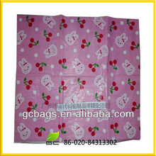 Flower printing baby play mat