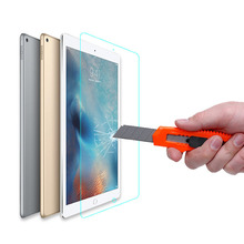 2016 New 0.33mm 2.5D Rounded Edge Anti Broken Tempered Glass Screen Protector for Apple iPad Mini 1