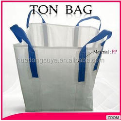 PP ton bags hot sale manufacture 1 ton big Jumbo Bag for lime sand