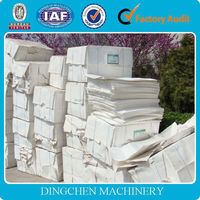 toilet tissue paper machine recycle sugar cane bagasse price
