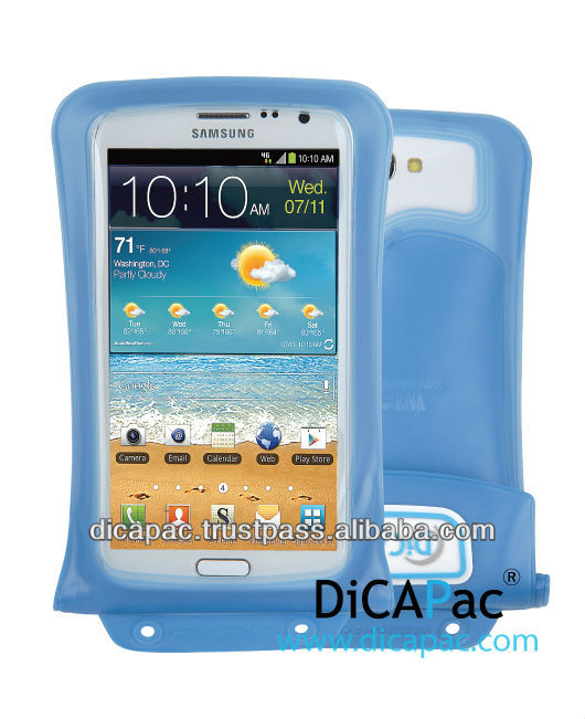 DiCAPac WP-C2 Waterproof Case for Smart Phones