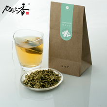 organic dried mint leaves herbal diabetes tea bags