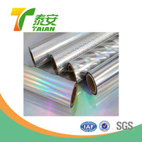 Excellent quality Holographic Film for plastic