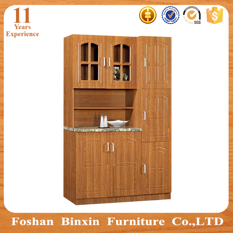 Movable Kitchen Cupboard Furniture Laminate Cabinet