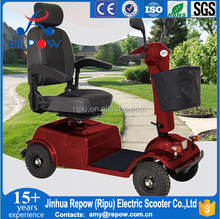electric mobility scooter RPD410F 24V 450W 4 wheels electric mobility scooter